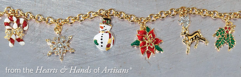Christmas Jewelry   Handmade Christmas Jewelry   Uno Alla Volta