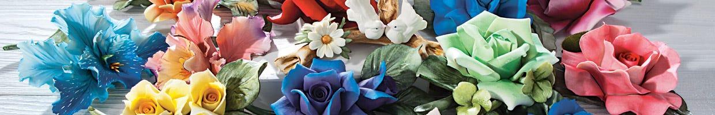 Capodimonte Flowers | Uno Alla Volta