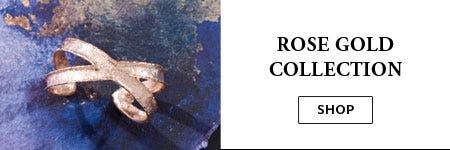 Avi's Rose Gold Jewelry Collection | Uno Alla Volta