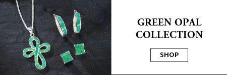 Leon Nussbaum's Green Opal Jewelry Collection   Uno Alla Volta