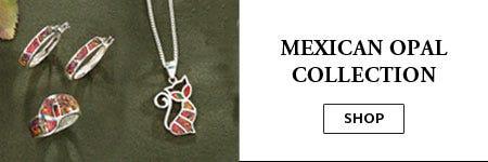 Leon Nussbaum's Mexican Opal Jewelry Collection   Uno Alla Volta