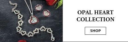 Leon Nussbaum's Opal Hearts Jewelry Collection   Uno Alla Volta