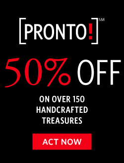 Pronto 50% Off Sale